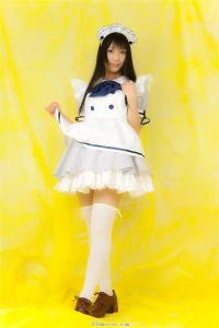 cosplay日本美女性感套图 lenfriedom!typeD 第一部