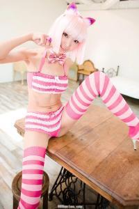 游戏美女装诱惑 cosplay套图 c78 NECOCO