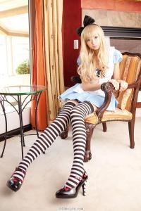 cosplay套图 c78 NECOCO.in.Wonderland