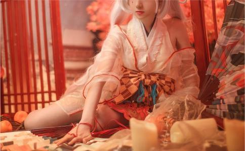 cosplay 南桃 - 不知火和服