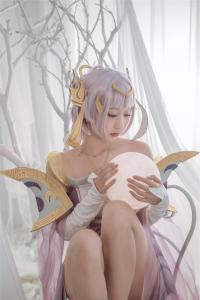 cosplay 黑川 - 嫦娥